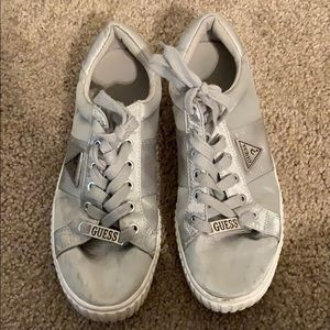 Guess sneakers size 8